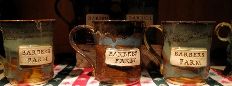 Barber's Farm Mug