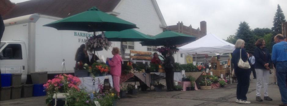 Bellevue Market 2014