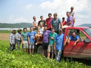 Field Crew 2011